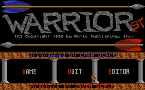Thumbnail of other screenshot of Warrior ST