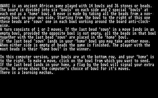 Screenshot of Atari Awari