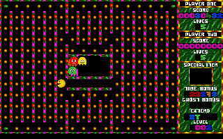 Thumbnail of other screenshot of Pacman On E's 2
