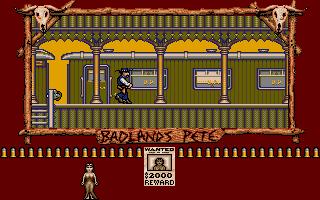 Screenshot of Badlands Pete