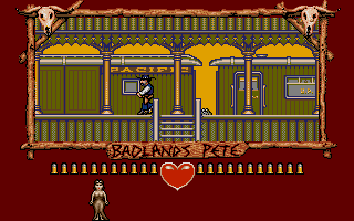 Screenshot of Badlands Pete