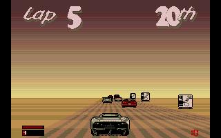 Thumbnail of other screenshot of Jaguar XJ220