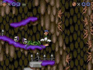 Screenshot of Willie's Adventures