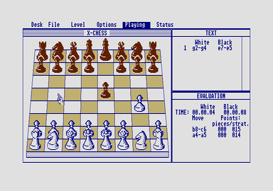 Thumbnail of other screenshot of Xchess