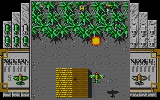 Screenshot of Kamikaze