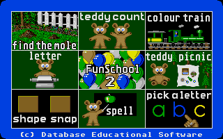 Thumbnail of other screenshot of Fun School 2 - Under 6s