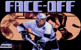 Thumbnail of other screenshot of Face-Off Ice Hockey
