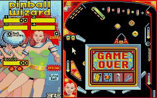 Thumbnail of other screenshot of Pinball Wizard