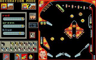 Screenshot of Pinball Wizard