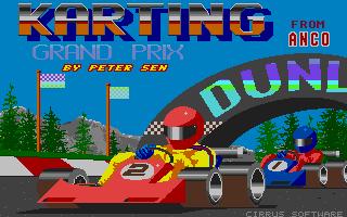 Thumbnail of other screenshot of Karting Grand Prix