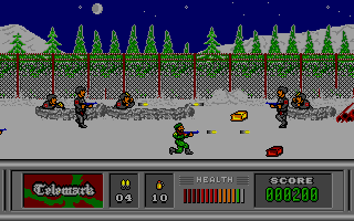 Thumbnail of other screenshot of Telemark Warrior