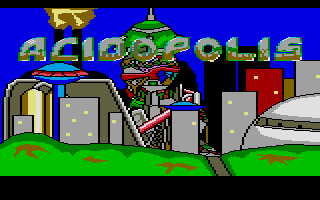 Thumbnail of other screenshot of Acidopolis