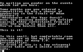 Thumbnail of other screenshot of Adventurerer, The