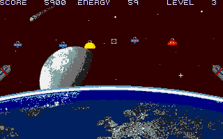 Thumbnail of other screenshot of Attackwave