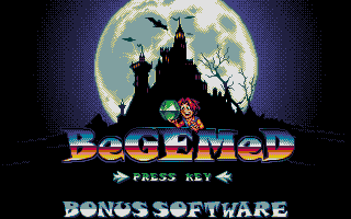 Screenshot of Begemed
