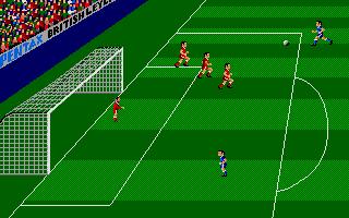 Screenshot of Kenny Dalglish Soccer Manager
