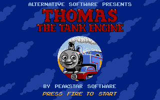 Thumbnail of other screenshot of Thomas the Tank Engine I