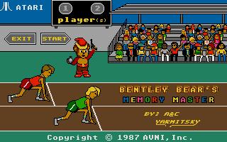 Thumbnail of other screenshot of Bentley Bears Memory Master