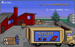 Thumbnail of other screenshot of Chocolate Factory