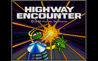 Thumbnail of other screenshot of Highway Encounter