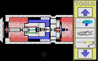 Screenshot of Boomb Disposal