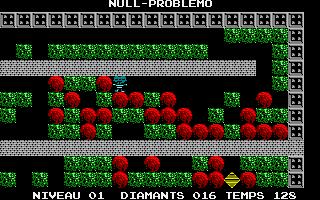 Thumbnail of other screenshot of Boulder Dash!