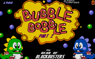 Thumbnail of other screenshot of Bubble Bobble Part 2