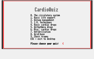 Thumbnail of other screenshot of CardioQuiz