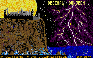 Thumbnail of other screenshot of Decimal Dungeon