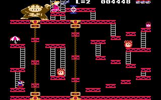 Screenshot of Kid Kong