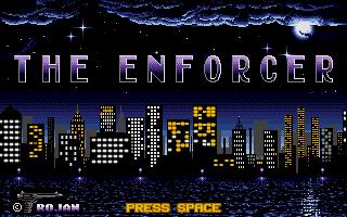Screenshot of Enforcer, The