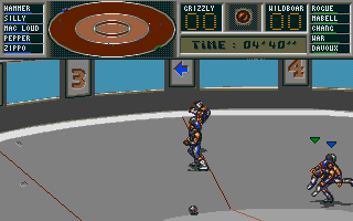 Screenshot of Killerball