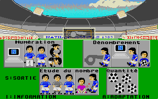 Screenshot of Apprends-Moi À Compter