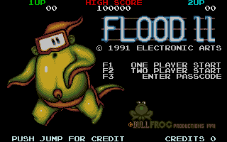 Screenshot of Flood 2
