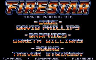 Screenshot of Firestar