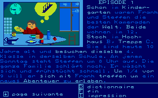 Screenshot of Balade A Cologne