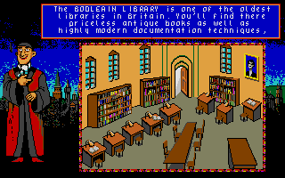 Thumbnail of other screenshot of Enigme a Oxford (nouvelle edition)