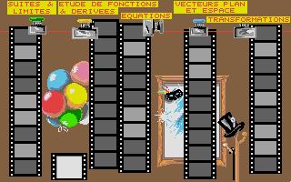 Thumbnail of other screenshot of Bosse des Maths 1ere, La