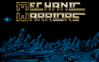 Screenshot of Mechanic Warriors