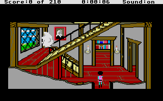 Thumbnail of other screenshot of King's Quest 3 - To Heir is Human