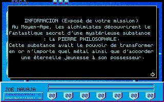 Screenshot of Bases de l'Espagnol, Les - Debutants 1e-2e annee