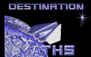 Screenshot of Destination Maths - CE1/CE2