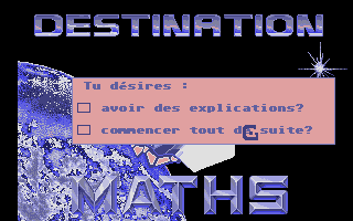 Thumbnail of other screenshot of Destination Maths - CM1-CM2