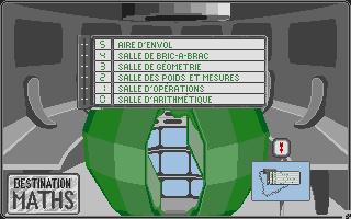 Screenshot of Destination Maths - CM1-CM2