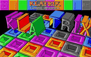Thumbnail of other screenshot of Klatrix
