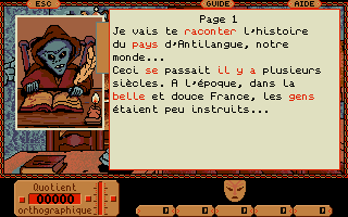 Thumbnail of other screenshot of Conquête De L'Orthographe, À La - CE1-CE2