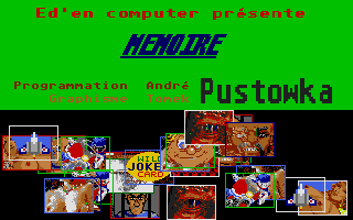 Thumbnail of other screenshot of Memoire