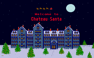 Screenshot of Chateau Santa