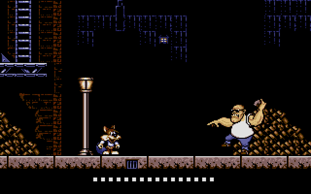 The level 3 boss needs to be defeated by using the bouncing ball.