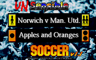 Thumbnail of other screenshot of Unsensible Soccer